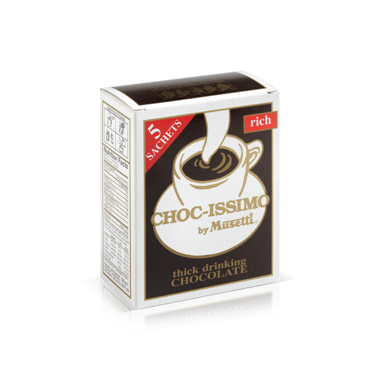 Musetti Choc-issimo 5 buste