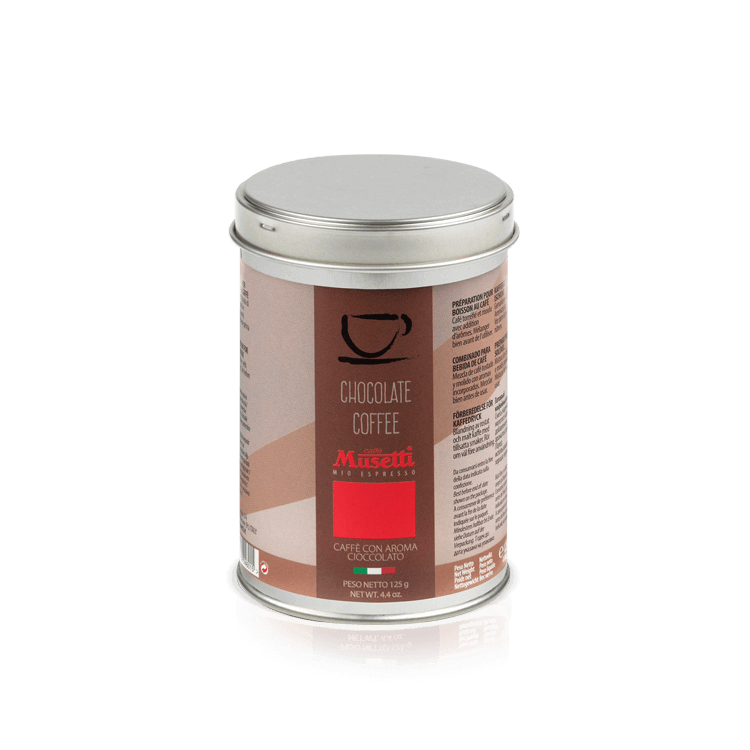 Ground Coffee Tin 125 g