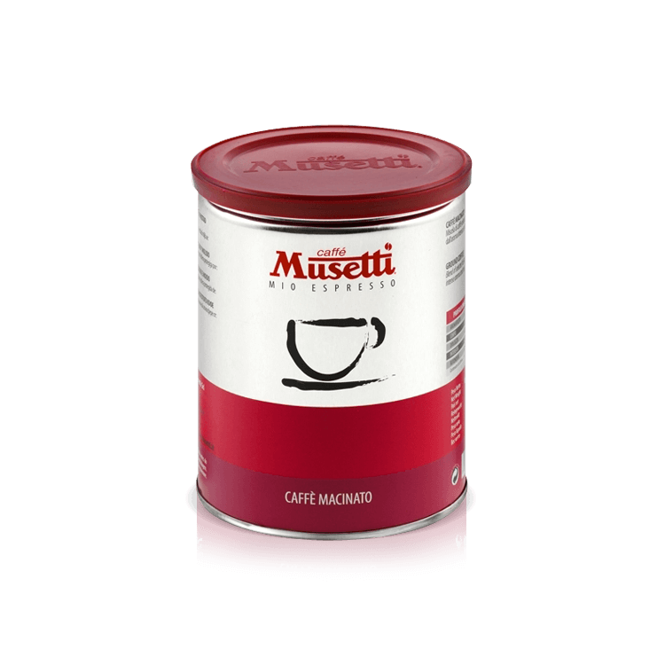 Ground Coffee Tin 250 g