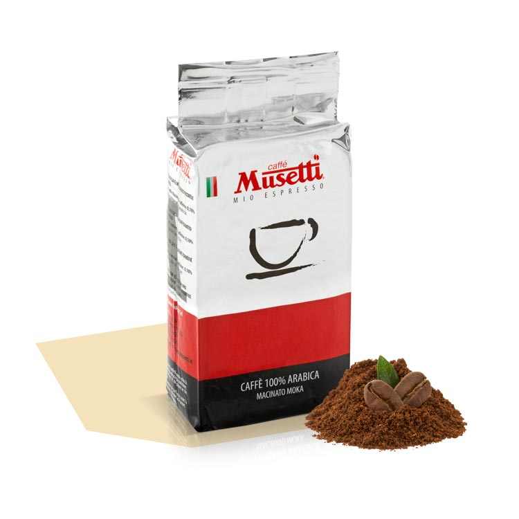 Ground Coffee Brick 100% Arabica 250 g
