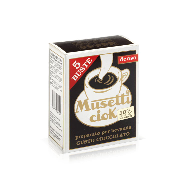 Musetti Ciok 5 packages