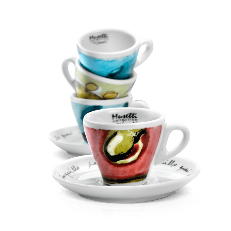 Coffee Cups Collection Paesaggio 6 pcs.