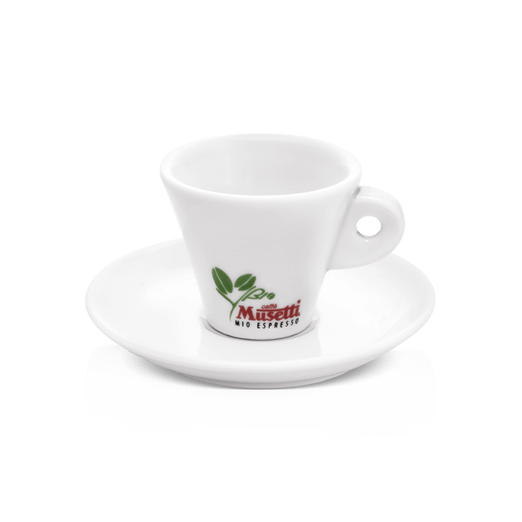 Organic Coffee Cups 6 pcs.