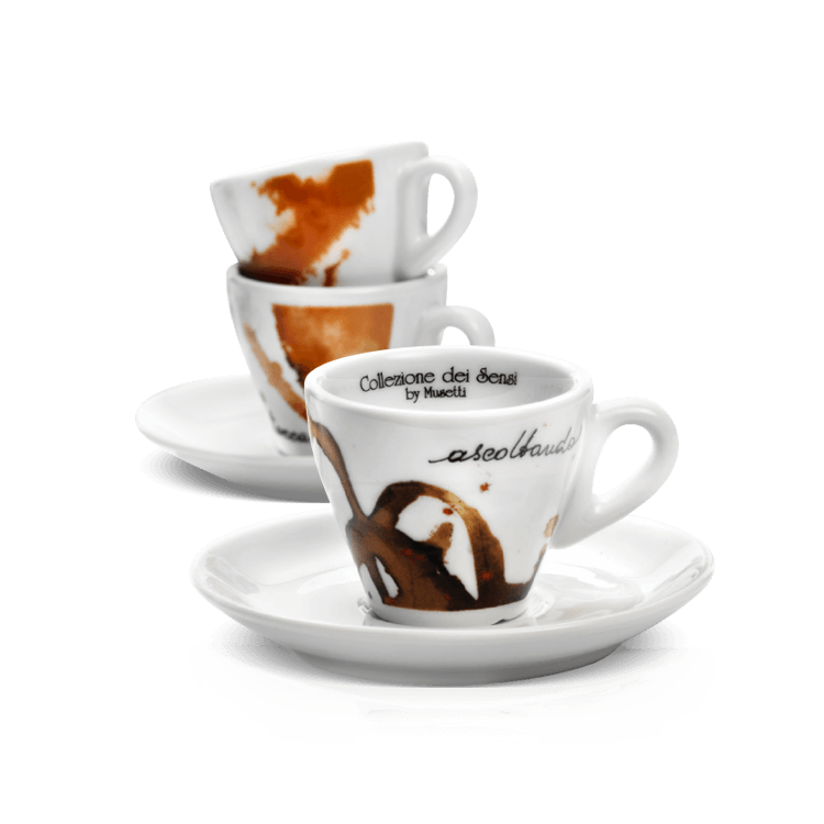 Coffee Cups Collection the Senses 6 pcs.
