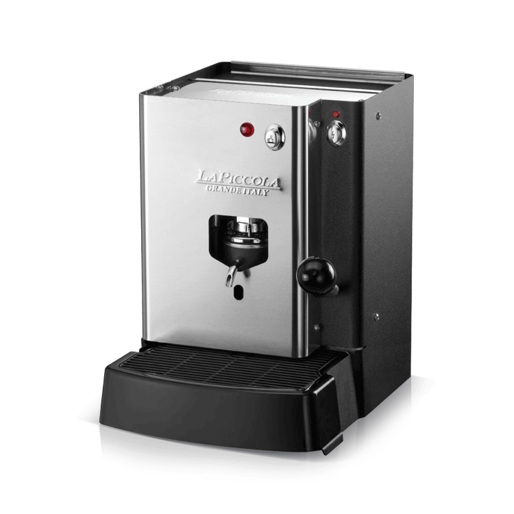 "Coffee machine for pods ""La Piccola Sara"""