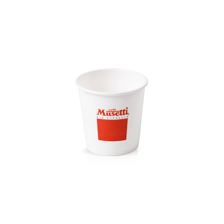 Small paper Cup with lid