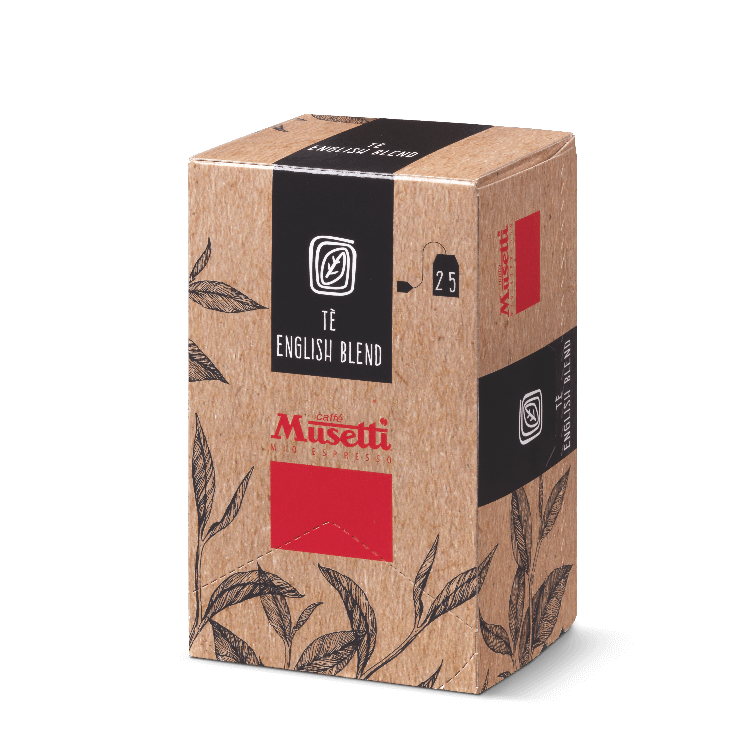 TÈ ENGLISH BLEND 25 PZ